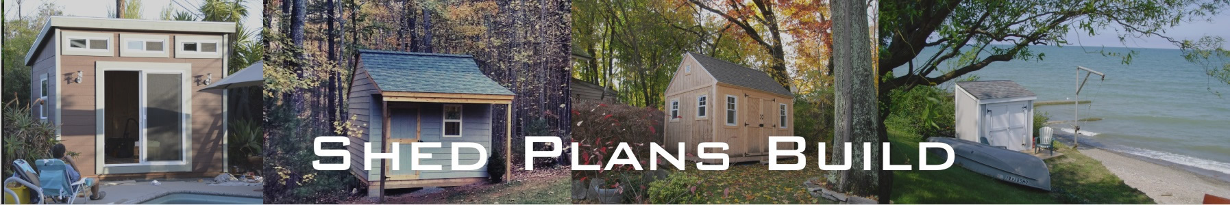 shed plans examples